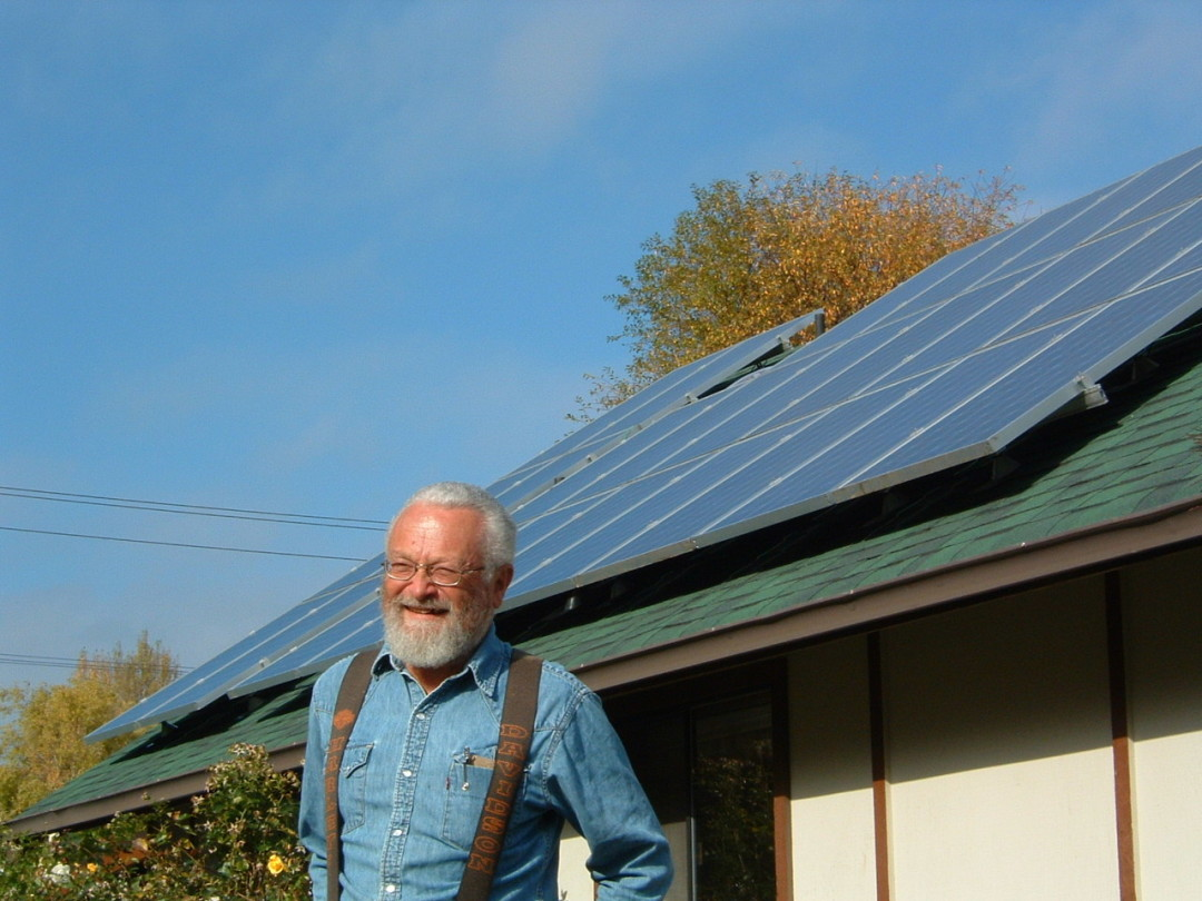 Doughty – Phase II, 6 KW, Port Townsend, 2006