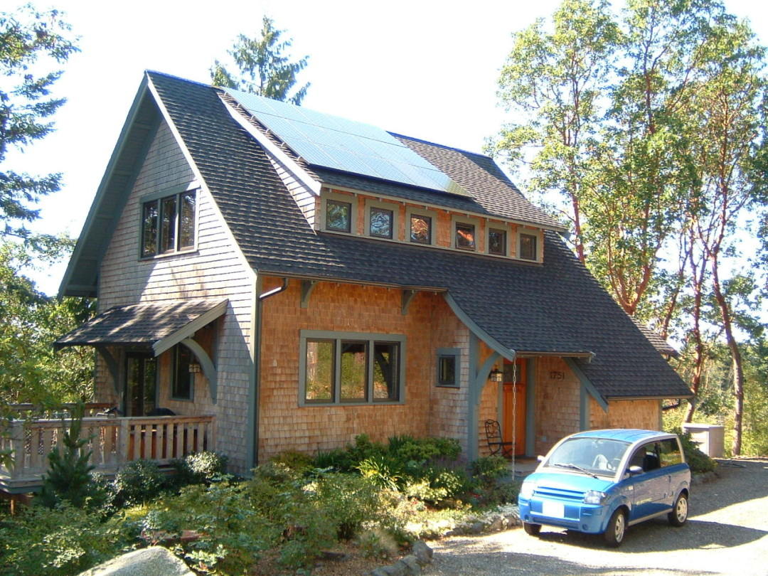 Loehr Residence, 3 KW, Port Townsend, 2007