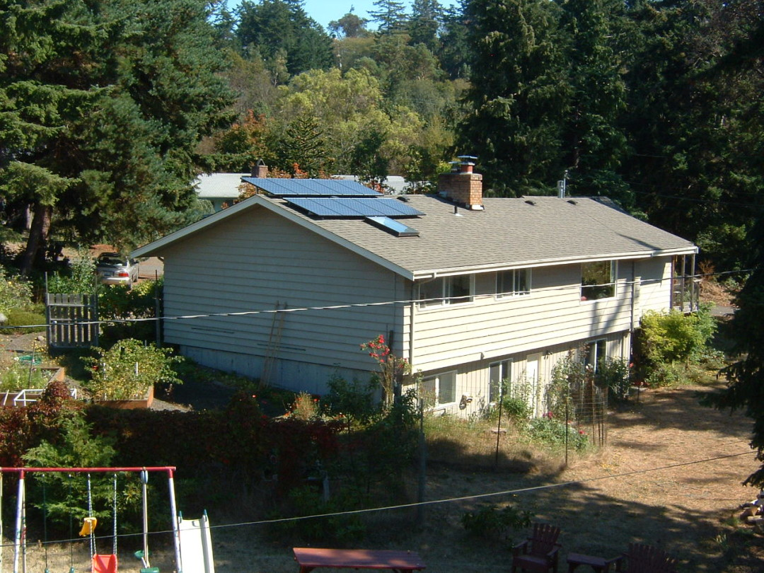Anderson Residence, 2 KW, Port Townsend, 2007