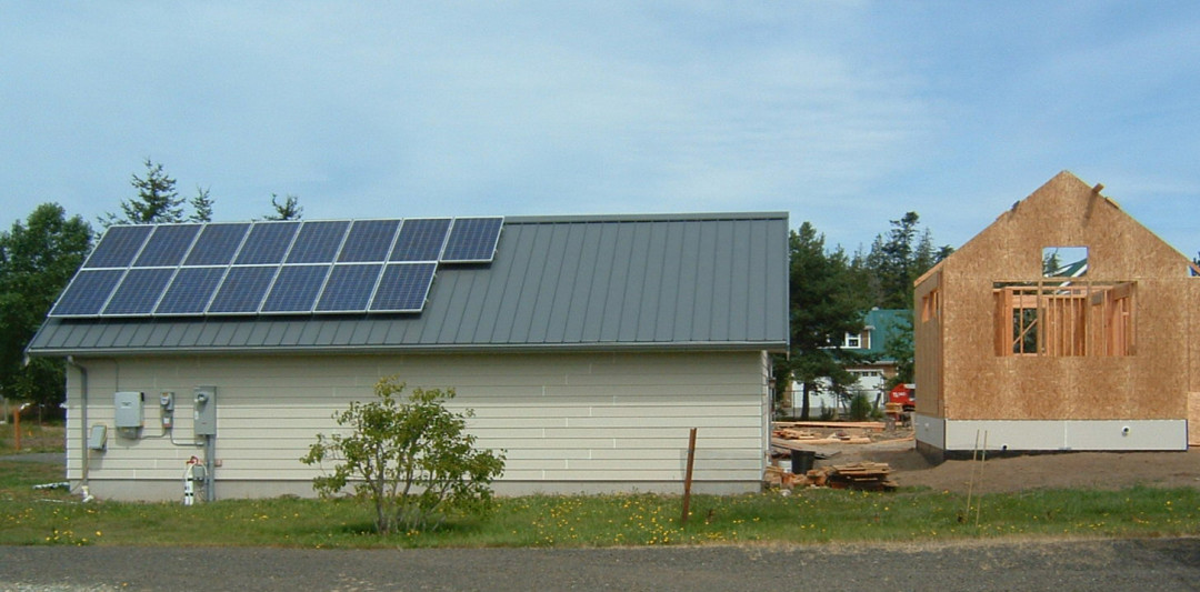 Anderson Residence, 2.85 KW, Nordland, 2008
