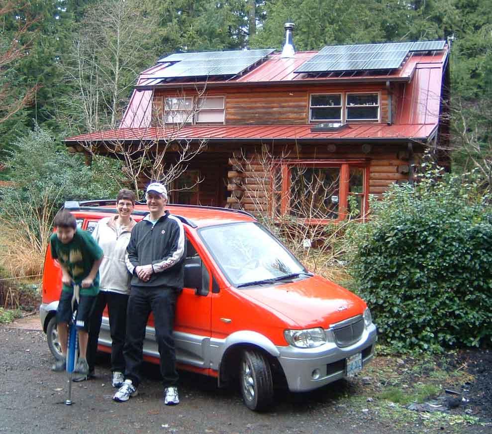 Beemer Residence, 4 KW, Bainbridge Island, 2009