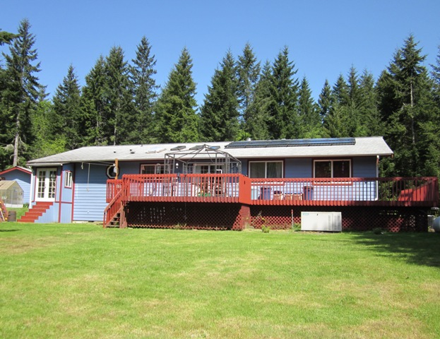 Busch Residence, 2.34 KW, Port Orchard, 2012