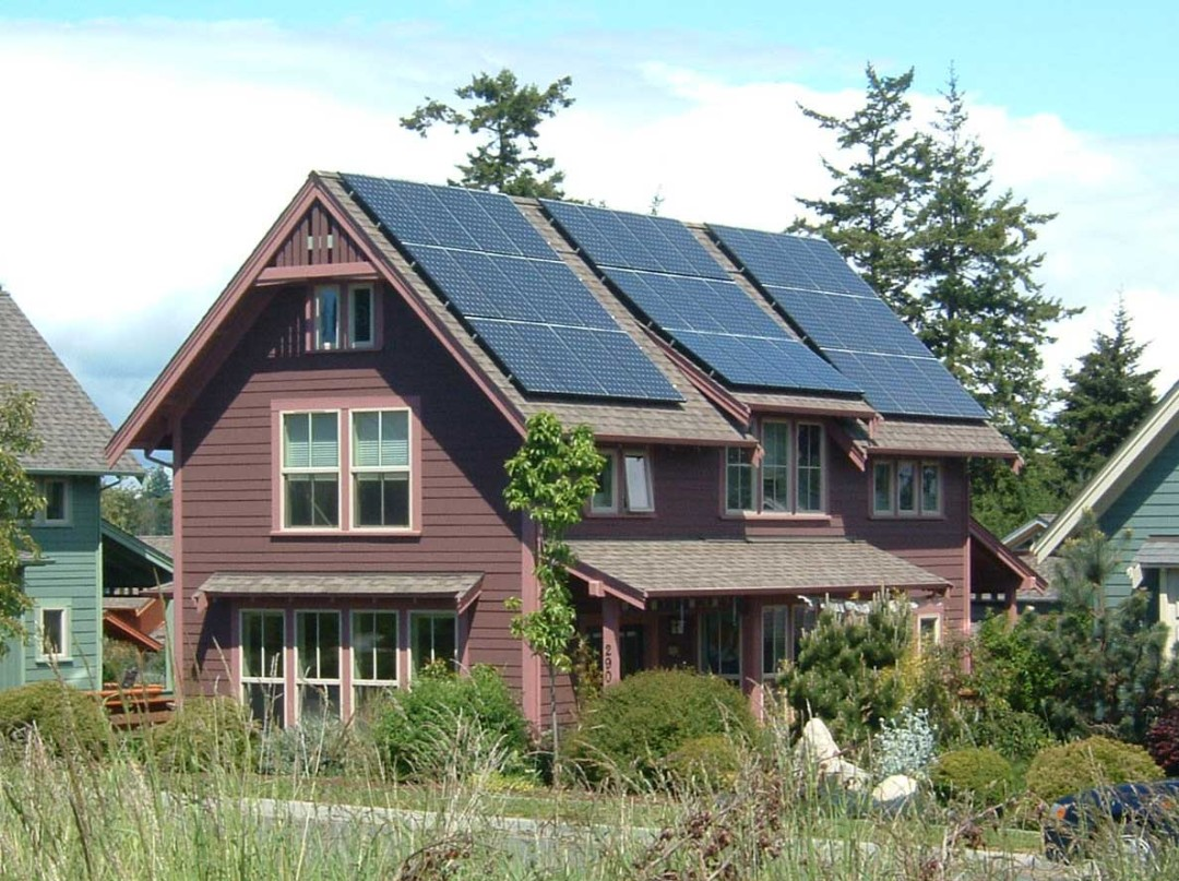 Callaizakis-Moore, 7.2 KW, Port Townsend, 2008