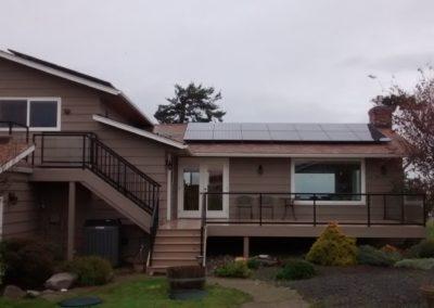Sequim Solar, 9.81 KW, 2016