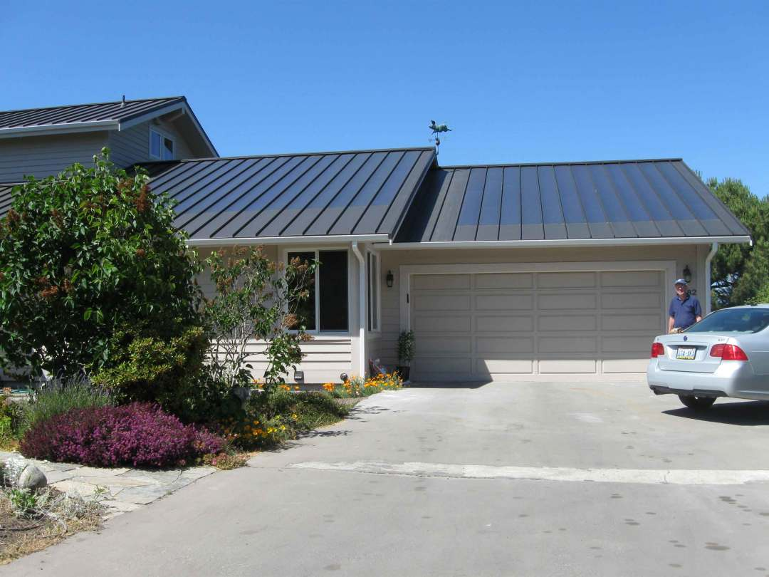 Effman Residence, 3.6 KW, Port Townsend, 2009