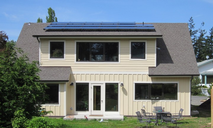 This Passive House is a beautiful example of sensible yet extreme energy efficiency, resulting in greater comfort and lower energy bills.
