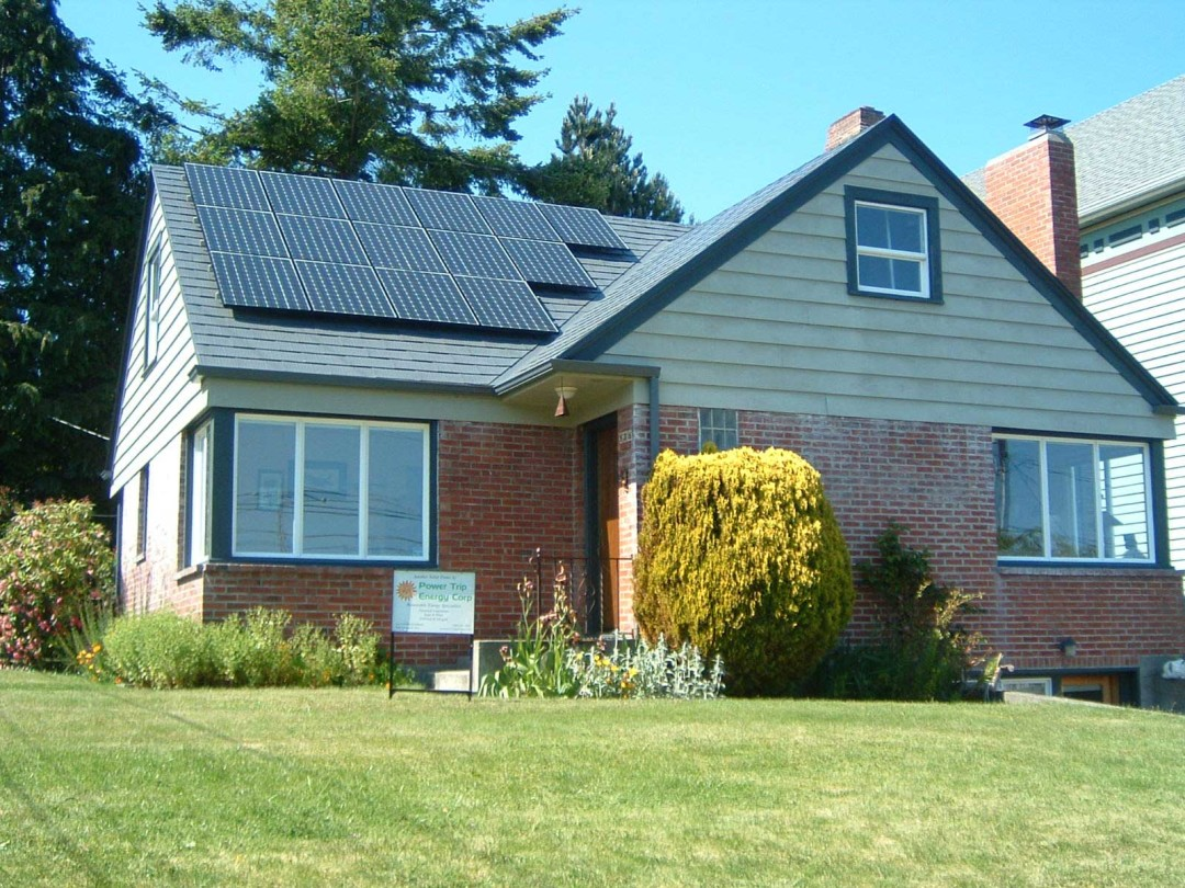 Goldsmith Residence, 3 KW, Port Townsend, 2008