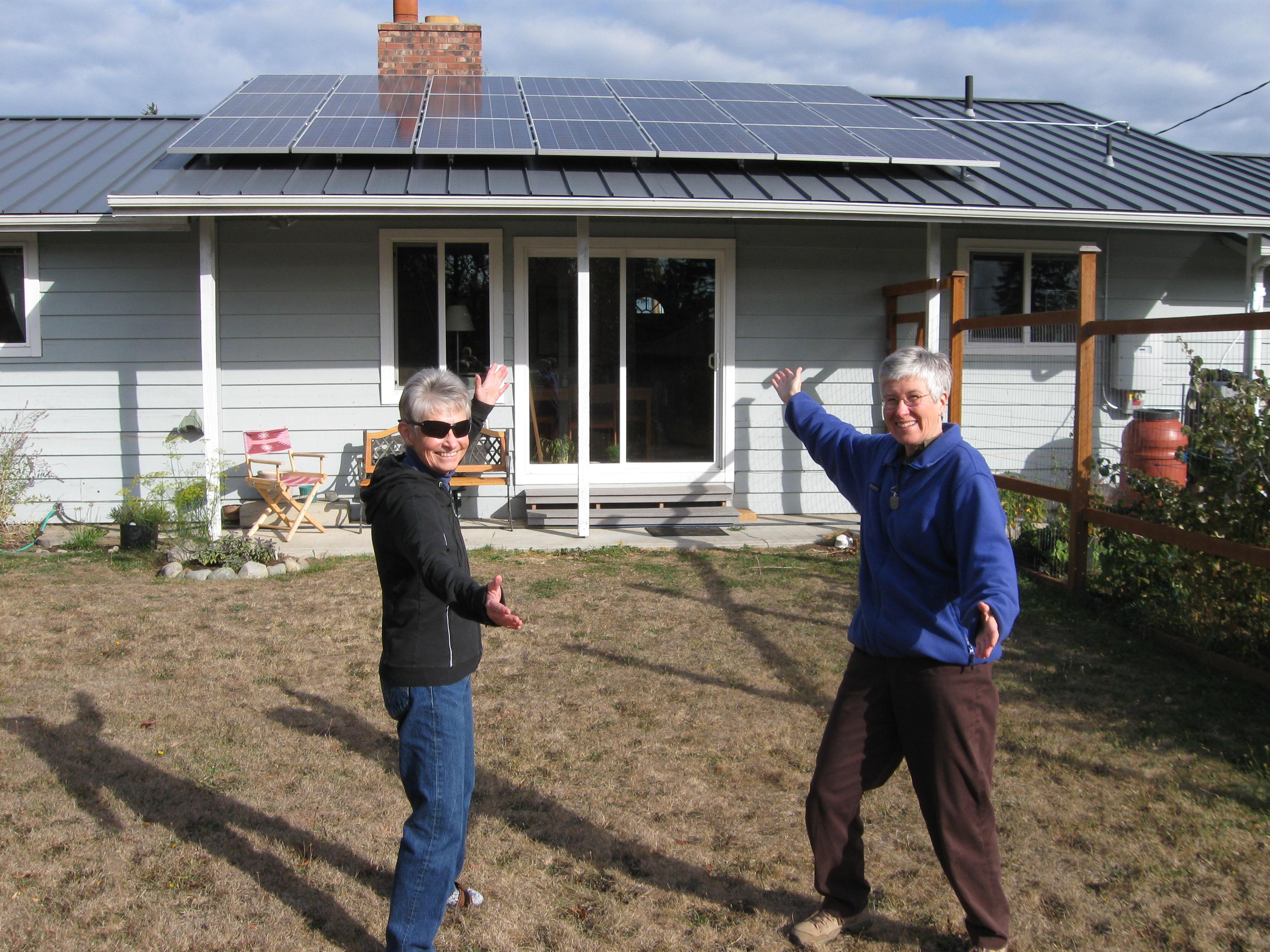 Haasl – Wiese Residence, 4.305 KW, Port Townsend, 2009