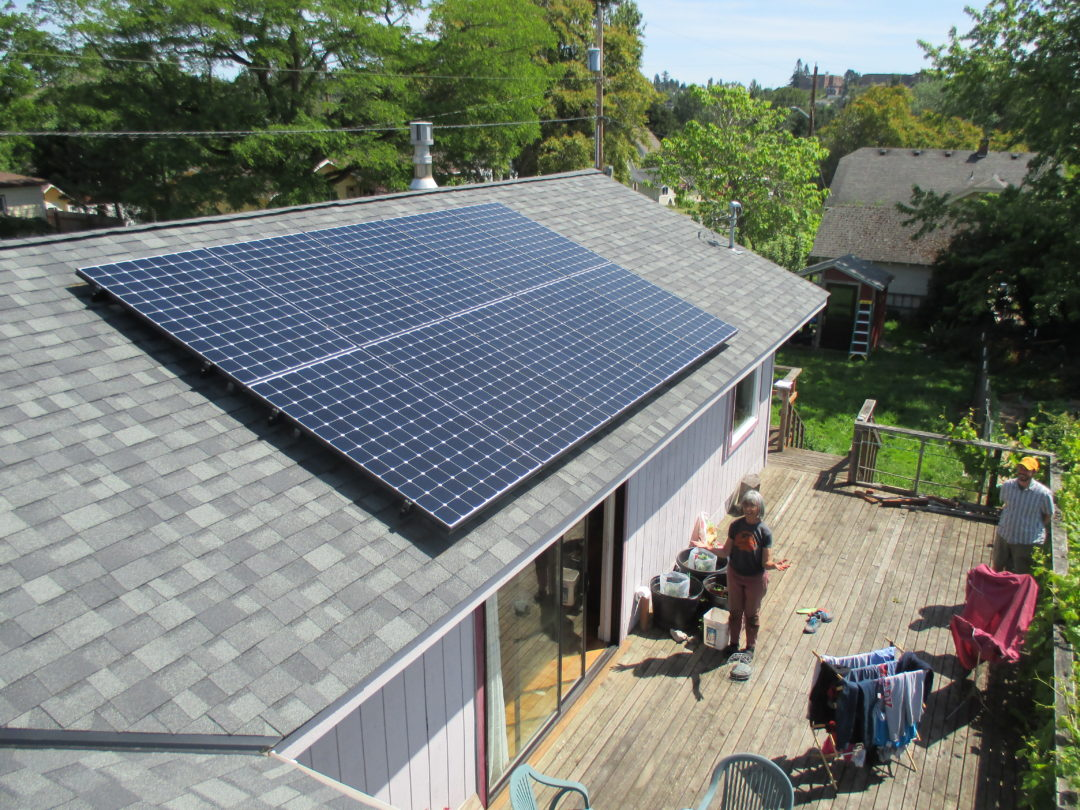 Palmer Residence , 3.27kW , Port Townsend, 2016