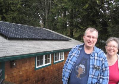 Residence, 7.85 KW, Suquamish, 2017