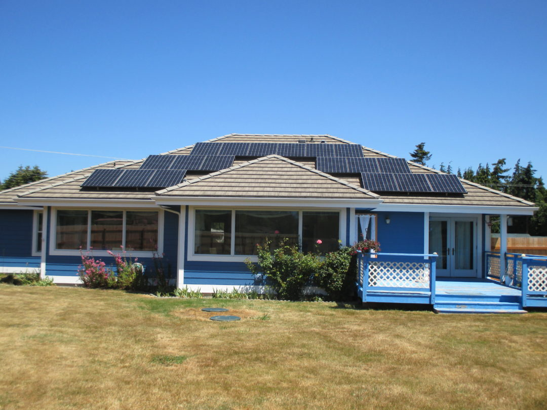 Residence, 5.89kW , Port Angeles , 2016