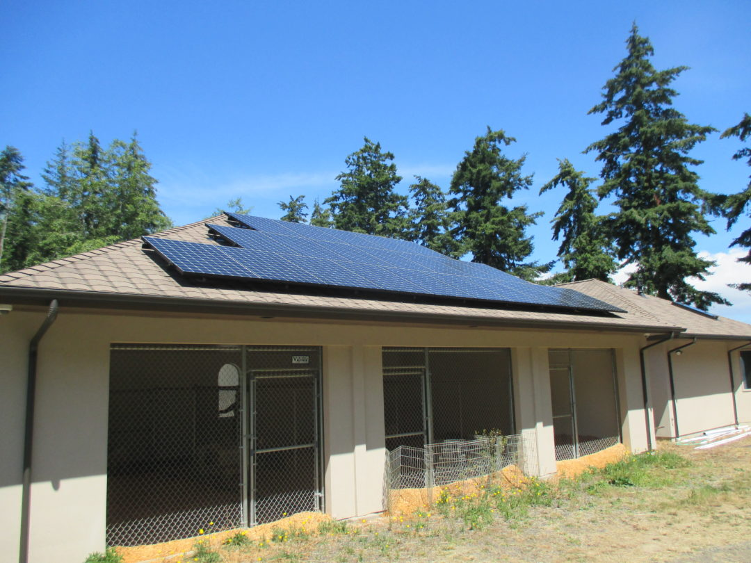 Carbaugh-Scholz Residence, 7.59kw, Port Ludlow , 2016