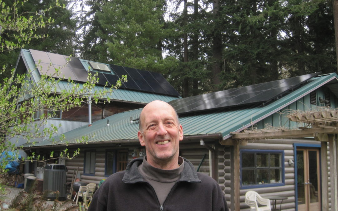 Ashley Residence, 9.72 KW, Bainbridge Island, 2017