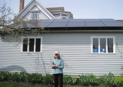 Residence, 6.7 KW SunPower 335-AC, Port Townsend, 2017