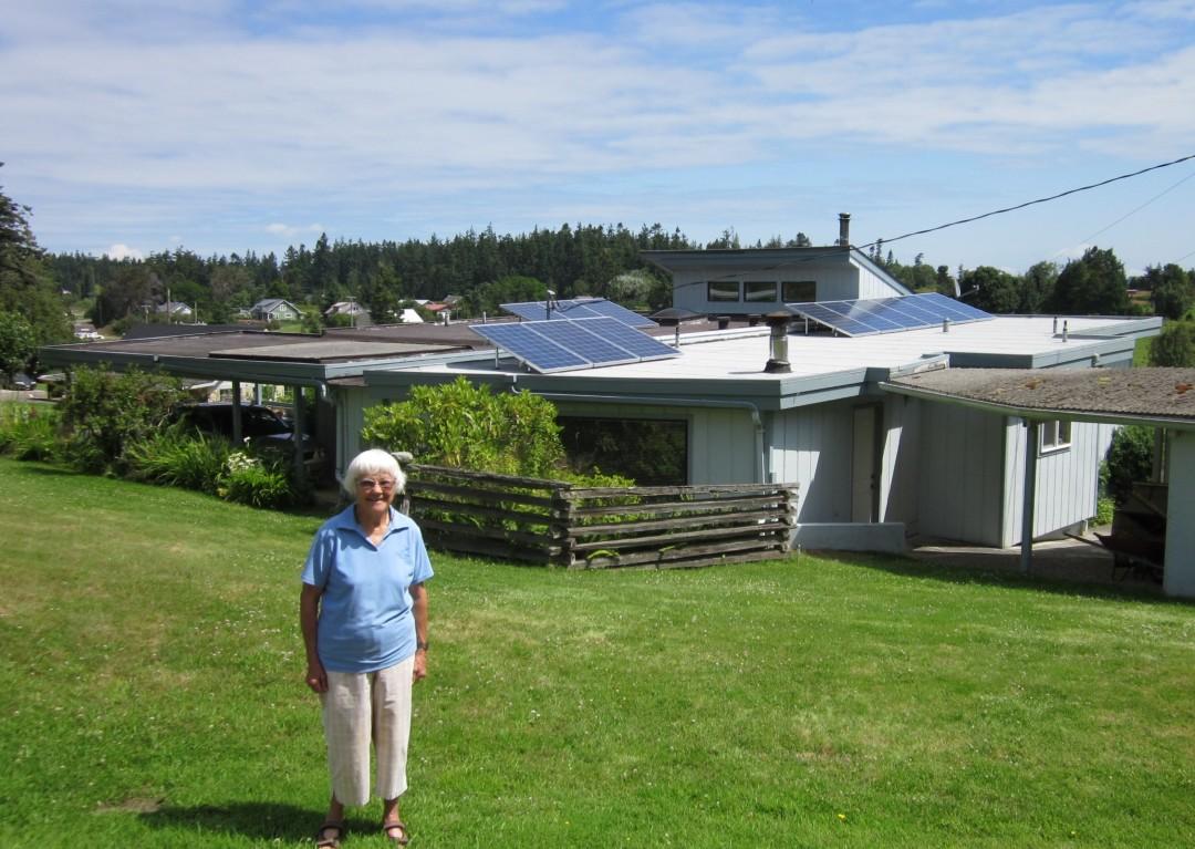 Burns Residence, 2.88 KW, Nordland, 2012