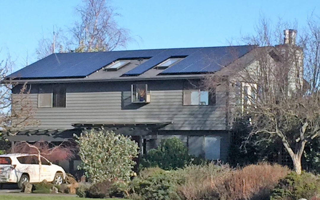 Residence, 9.81 KW, Port Townsend, 2016