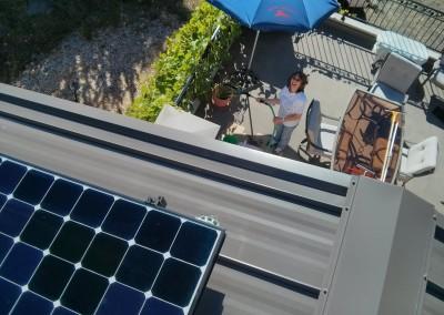 Residence, 5.52 KW SunPower, Port Townsend, 2015