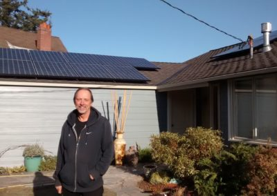 Port Townsend Residence, 9.81 KW, 2016