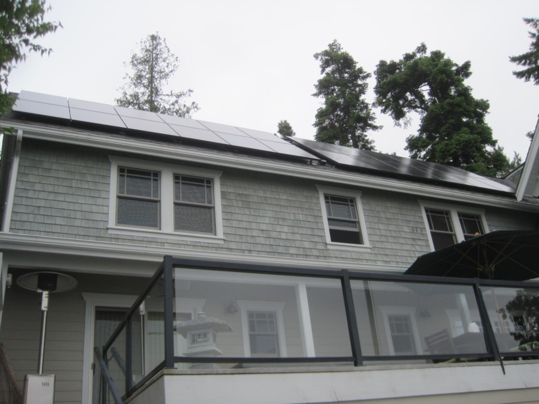 Vickery Residence, 8.04 KW, Kingston, 2017