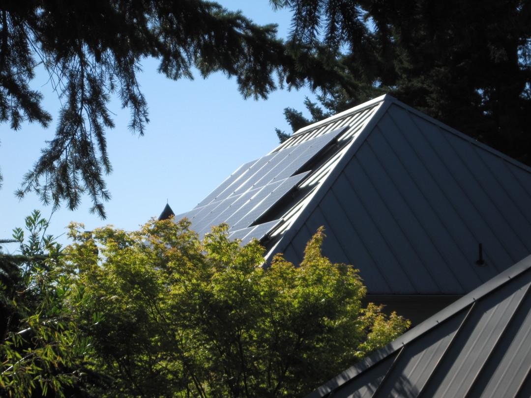 Residence, 7.59 KW SunPower, Port Townsend, 2015