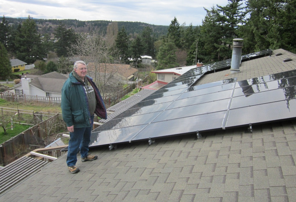Residence, 7 KW, Port Townsend, 2013