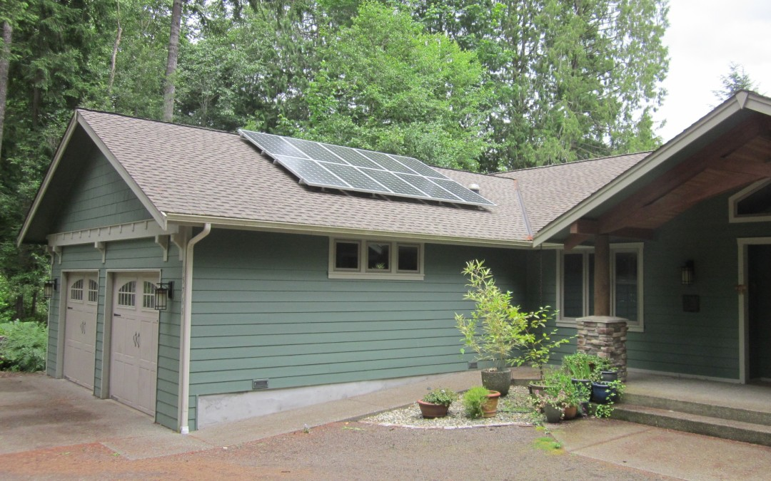 Residence, 6.21 KW, Port Orchard, 2014