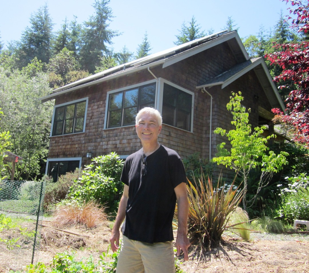 Residence, 5.94 KW, Port Townsend, 2014