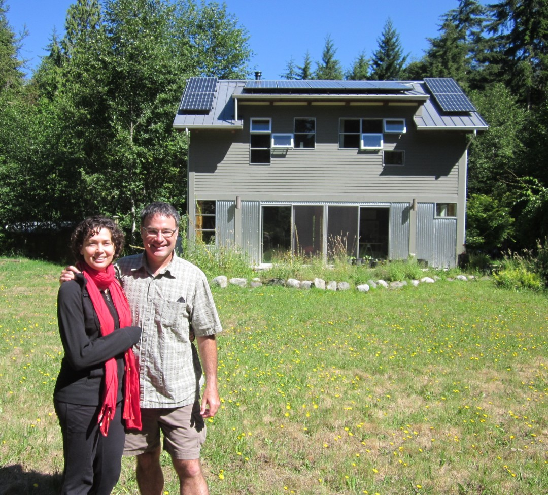 Residence, 4.58 KW, Port Townsend, 2014