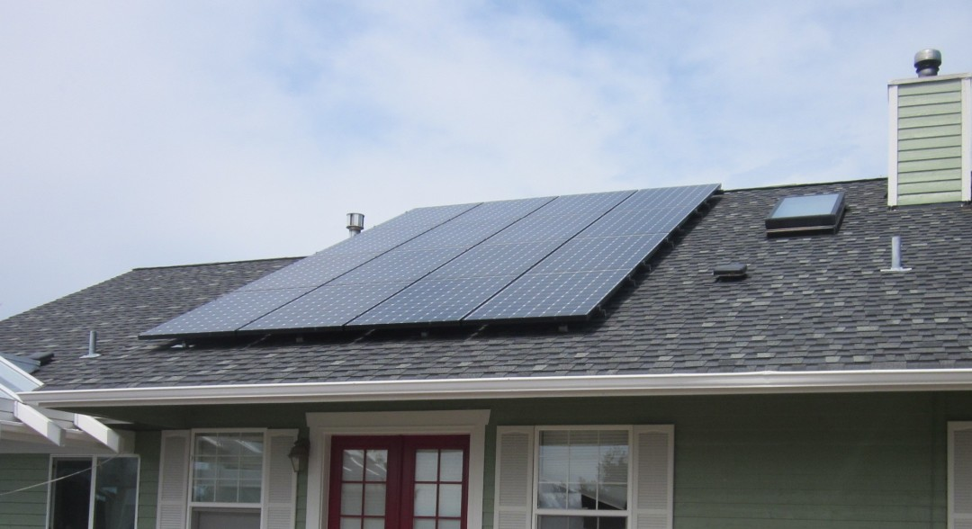 Residence, 5.23 KW, Port Orchard, 2014