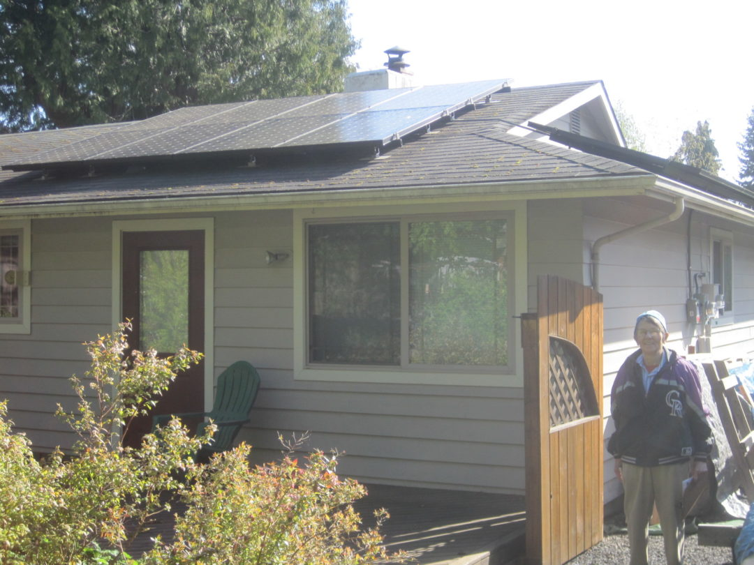 Residence, 4.91 KW, Port Townsend, 2016