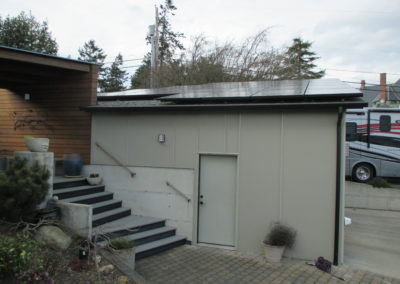 Smith and Don Barbara residence, 9.81 KW, Sequim, 2016,
