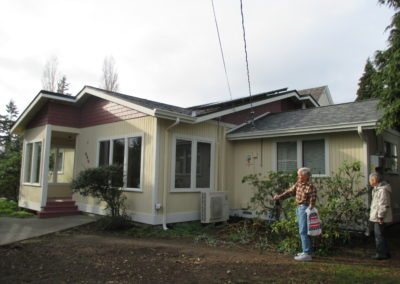 Residence, 8.18 KW, Port Townsend, 2016