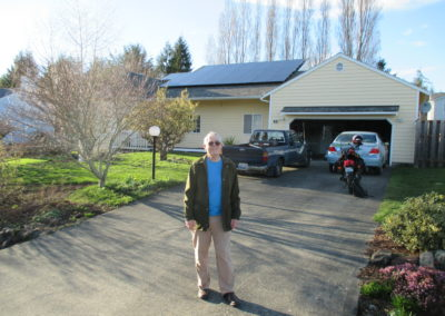 Residence, 7.85 KW, Port Townsend, 2016