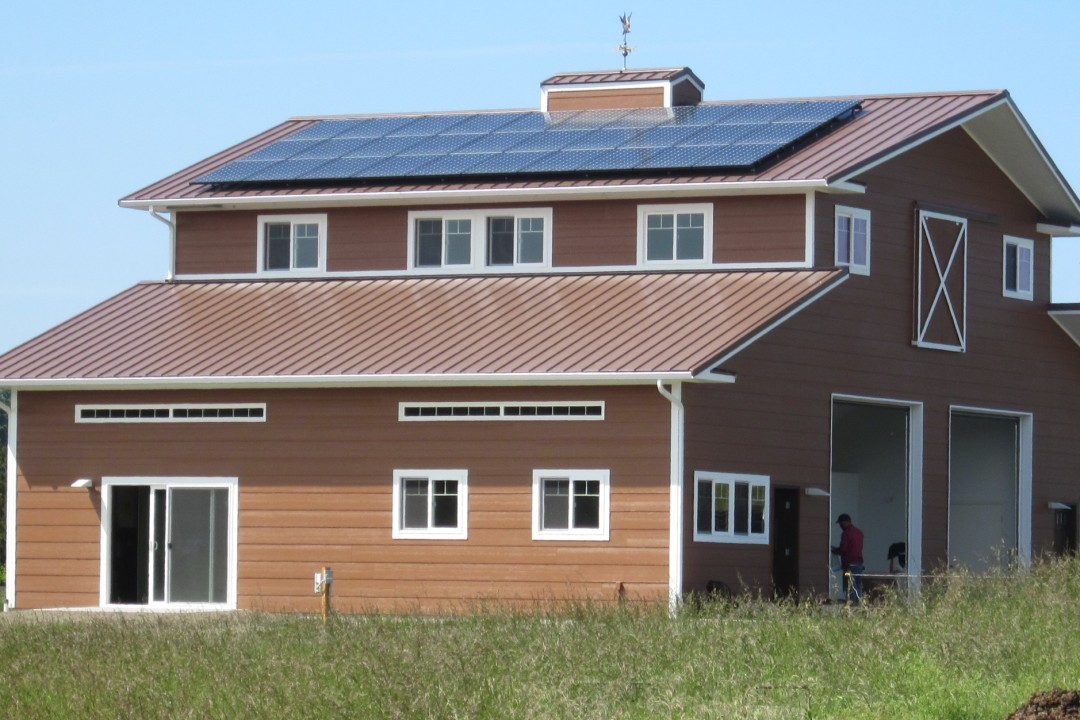 Residence, 9.81 KW, Sequim, 2014