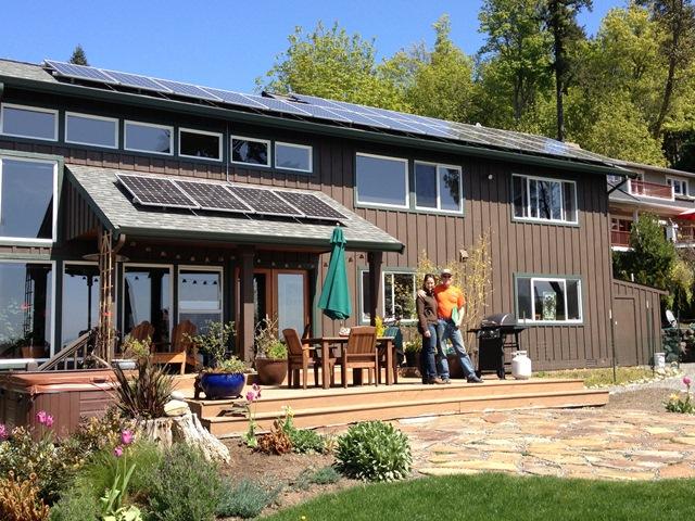 Residence, 7.54 KW, Indianola, 2013