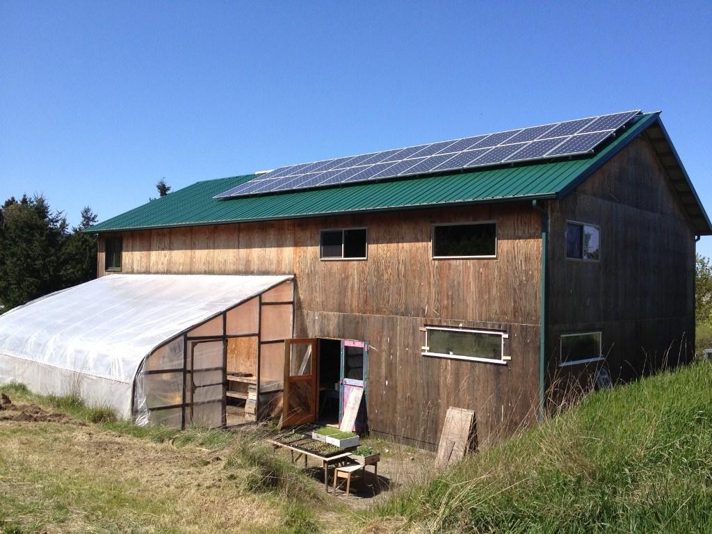 Kolff Shop, 6.76 KW, Port Townsend, 2013