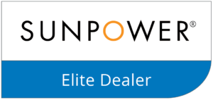 Logo- SunPower Elite Dealer - Badge Version (png format)-2