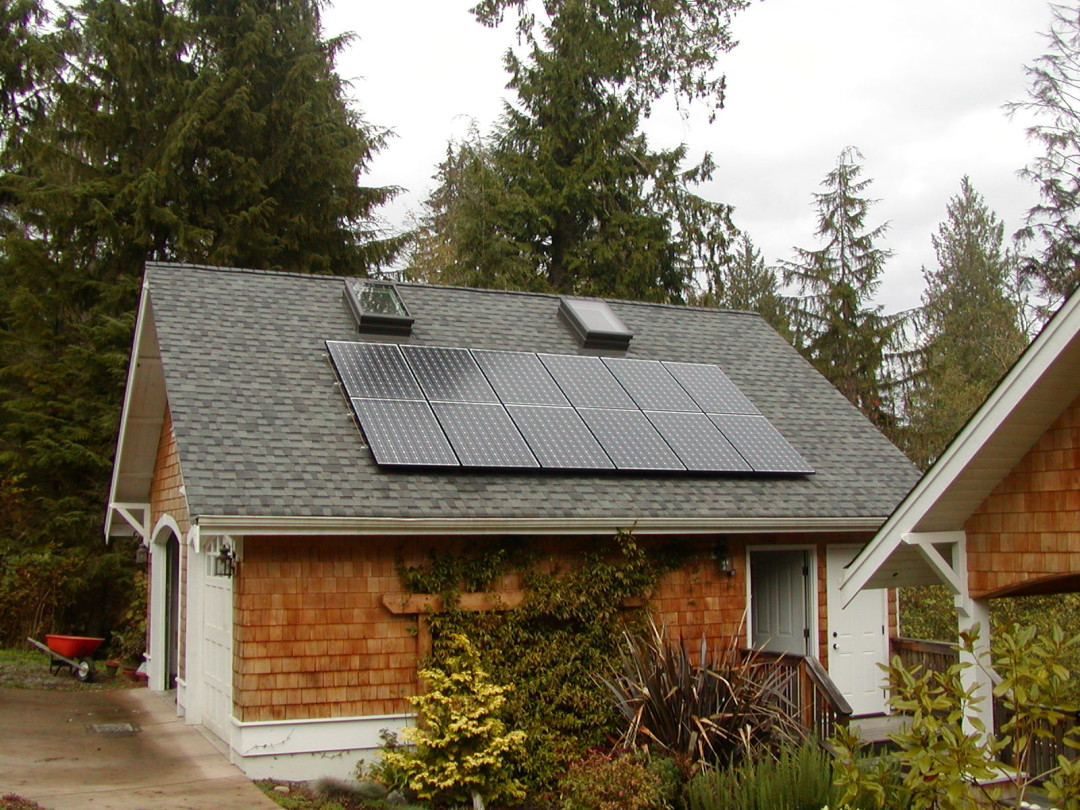 Low Residence, 3 KW, Bainbridge Island, 2007