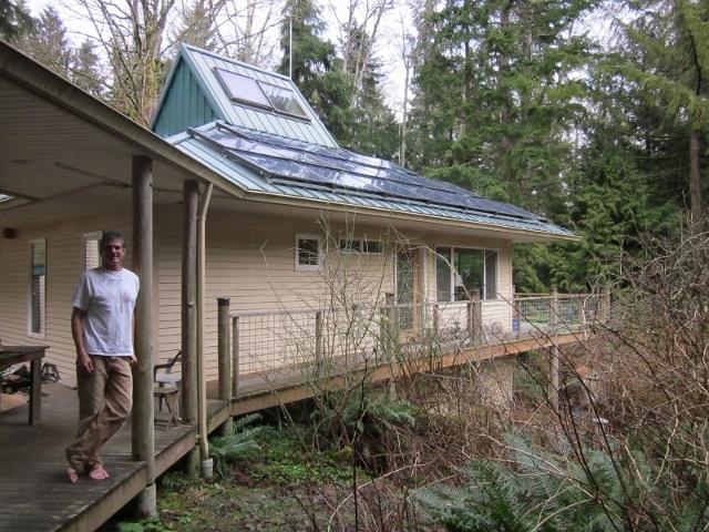 Meyers – Phase I & II, 9.4 KW, Suquamish, 2013