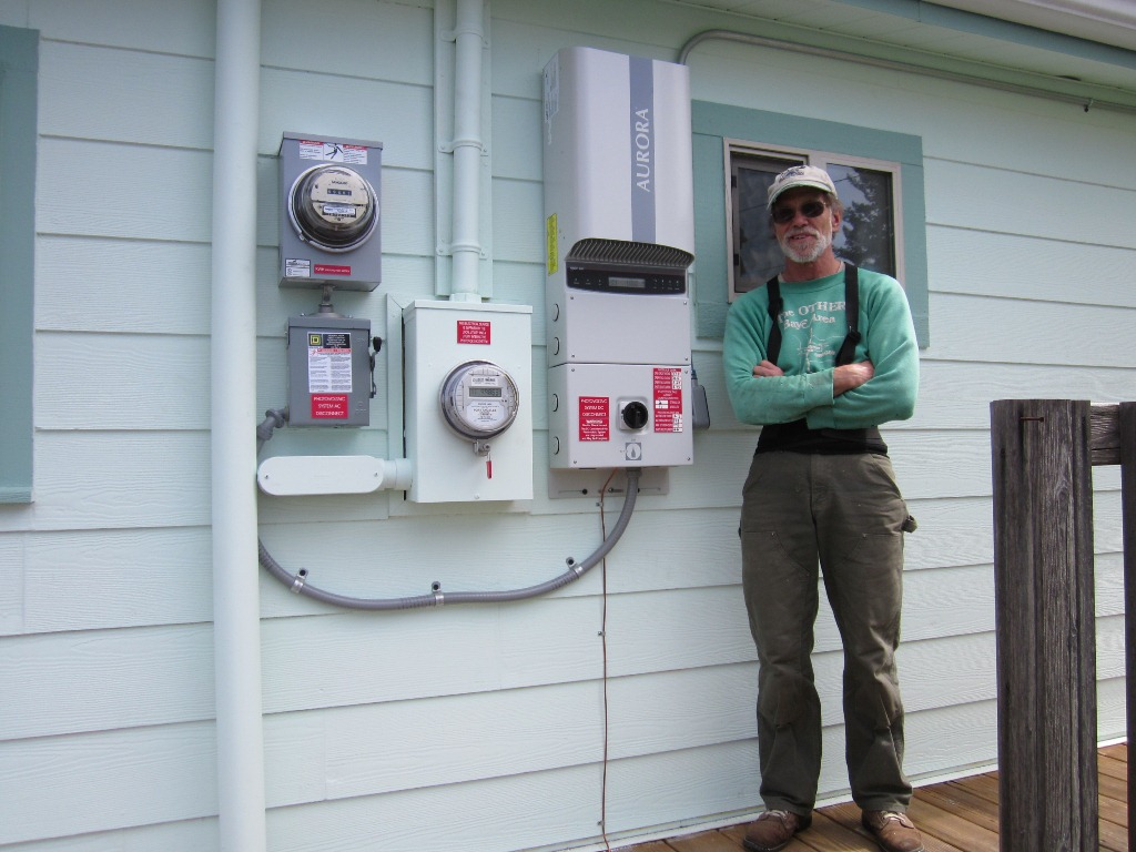 Residence, 5.75KW, Port Angeles, 2013