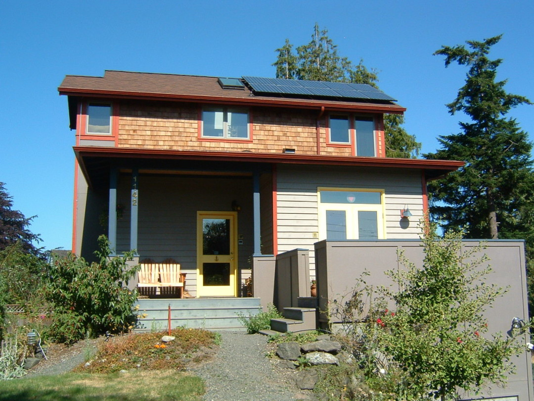 Randall Residence, 2KW, Port Townsend, 2007