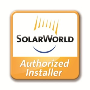 SolarWorld Authorized Installer