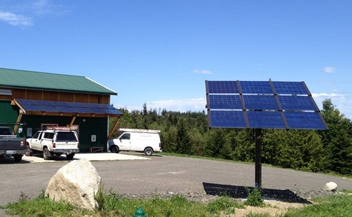 Power Trip Energy- Phase II, 1.755 KW, Port Townsend, 2012