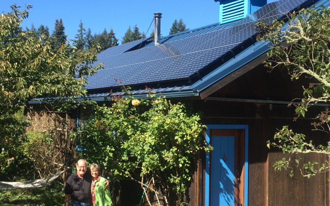 Residence, 9.81kw, Bainbridge Island, 2016