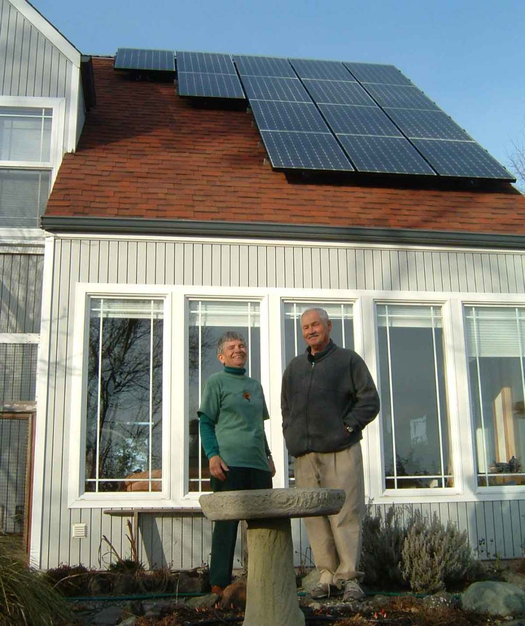 Yount Residence, 3 KW, Port Townsend, 2009